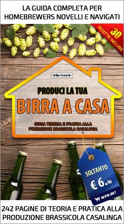 Produci la tua birra a casa